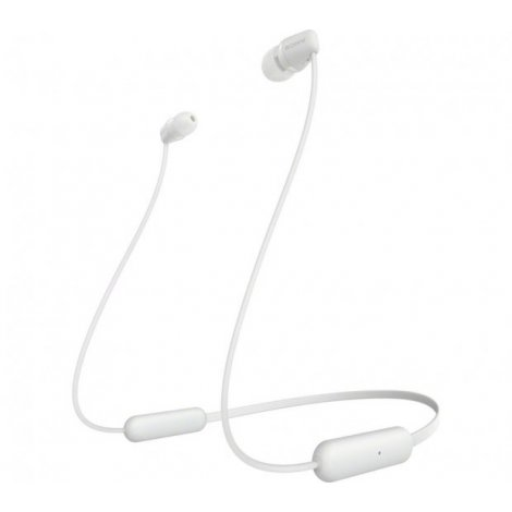 auriculares sony wi-c200 white bluetooth