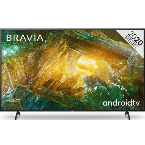 "tv sony 55"" kd55xh8096 uhd tril smart tv android x1"