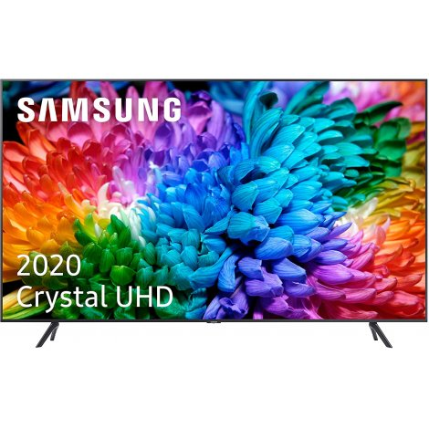 "tv samsung 65"" ue65tu7025 uhd smart tv slim 2000pqi cry"